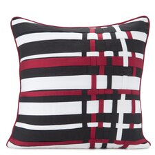 Spun Threads with a Soul® Knotted Decorative Throw Pillow