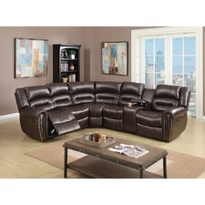 Reclining Motion Sectional Sofa
