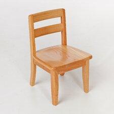 Soild Oak Classroom Chair (Set of 2)