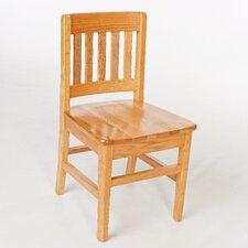 Soild Oak Classroom Chair