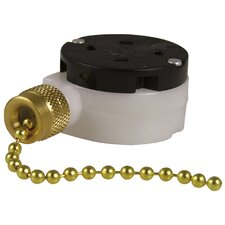 Three Speed Pull Chain Switch