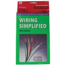 Wiring Simplified 40th Edition Book