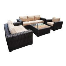 Santa Monica Sofa Sectional Set
