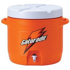 Water Coolers - 7-gallon cooler w/cup dispenser & fast flow