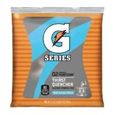 Gatorade® Instant Powder - 2-1/2 gallon Glacier Freeze instant powder