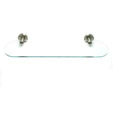 Effortless Elegance Glass Shelf