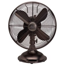 Retro Fan with Light
