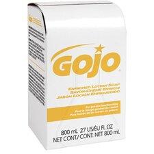 Lotion Soaps - 800ml gold dermapro enriched lotion soap (Set of 12)