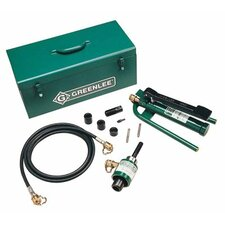Ram and Foot Pump Hydraulic Knockout Driver Kits