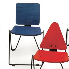 Shape Square Kids Novelty Chair