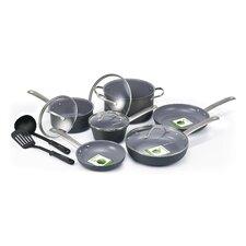 Gourmet 12 Piece Non-Stick Cookware Set