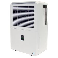 50 Pints Energy Star Electric Dehumidifier