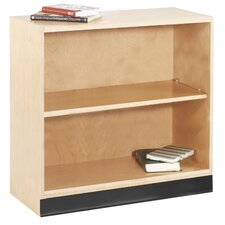 "Open Floor Storage 35"" Standard Bookcase"