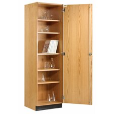 Hinged 1 Door Storage Cabinet