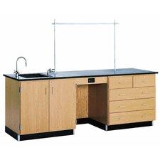 """8"""" Instructor's Desk"""