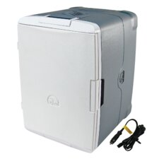 Iceless Electric Cooler With 110V Converter