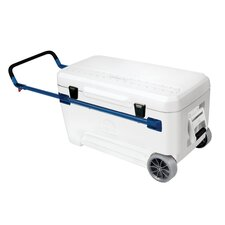 110 Quart Marine Ultra Glide Wheeled Cooler