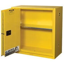 "44"" H x 43"" W x 18"" D 30 Gal Safety Cabinets For Flammables"
