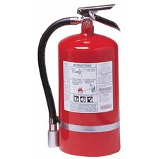 Kidde - Halotron I Fire Extinguishers 15.5Lb Fireextinguishr: 408-466730 - 15.5lb fireextinguishr