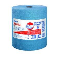 Wypall X80 Steel Wipers Jumbo Roll in Blue