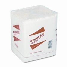 Professional* Wypall L40 Cloth-Like 0.25-Fold Wipes, 56/Box, 18/Carton
