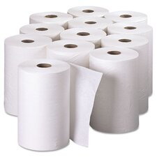 Professional Scott 1-Ply Paper Towels - 12 Rolls per Carton