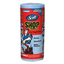 Scott Shop Towels - 55 Sheets per Roll / 30 Rolls