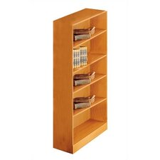 "1100 NY Series 60"" Standard Bookcase"