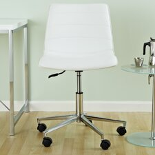 Ashton Adjustable Low-Back Office Chair