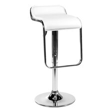 Furgus Adjustable Height Swivel Bar Stool