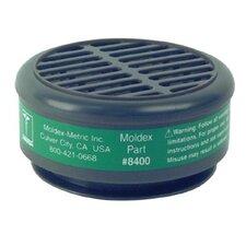8000 Series Gas/Vapor Cartridges Ammonia/Methylamine Cartridge (Set of 6)