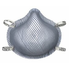 Moldex - Dirt Dawgs Particulate Respirators Dirt Dawgs N95 Particulate Respirator: 507-1201N95 - dirt dawgs n95 particulate respirator