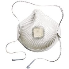 Moldex - 2700 Series N95 Particulate Respirators Handystrap N95 Particulate Respi 2700N Small: 507-2701N95 - handystrap n95 particulate respi 2700n small (Set of 10)