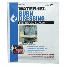 "North Safety - Water Jel Burn Products Water-Jel Dressing4"" X 16"": 068-049076 - water-jel dressing4"" x 16"""