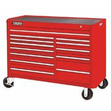 "66.5"" Wide 13 Drawer Bottom Cabinet"