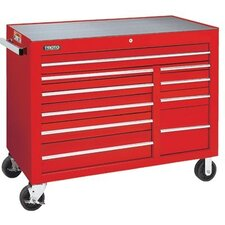 Silver Series Work Stations 10 Drawer Work Station