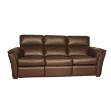 Bradford Leather Reclining Sofa