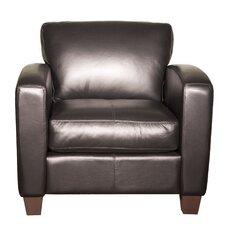 Mercer Leather Club Chair