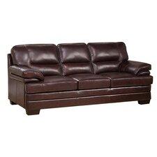 San Paolo Leather Sofa