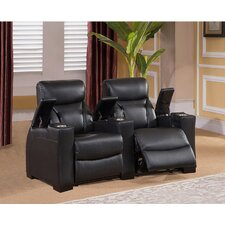 Bristol Home Theater 2 Row Recliner