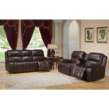Jersey Sofa and Loveseat Set