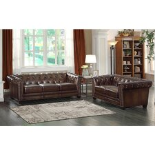Exeter Sofa and Loveseat Set