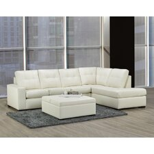 Sterling Right Hand Facing Sectional (Set of 3)