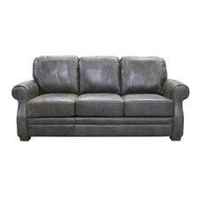 Boise Leather Standard Sofa