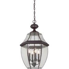 Newbury 4 Light Outdoor Hanging Lantern