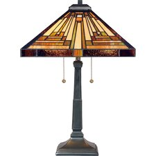"Stephen 23"" H Table Lamp with Empire Shade"