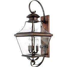 Carleton 4 Light Wall Lantern