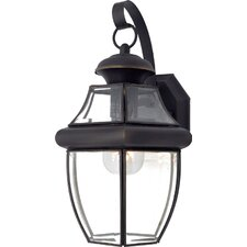 Newbury 1 Light Outdoor Wall Lantern
