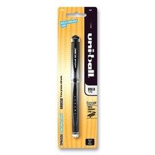 Gel Pens,Bold,1.0mm Refillable,Fade/Water Resistant,1/CD,BK