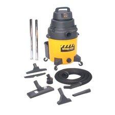 Industrial Super Quiet 10 Gallon 6.5 Peak HP Wet / Dry Vacuum